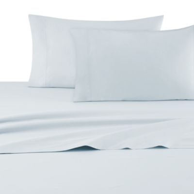 DKNY Whisper Standard Pillowcase in Sky Blue (Set of 2)
