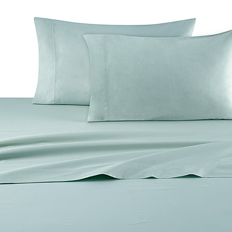 DKNY Whisper King Pillowcase in Sea Glass (Set of 2)