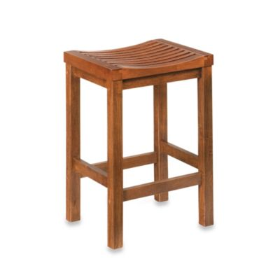 Home Styles 24-Inch Cottage Oak Bar Stool
