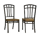 Home Styles Oak Hill Dining Chair (Set of 2)