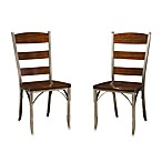 Home Styles Bordeaux Dining Chair (Set of 2)