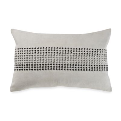 Kenneth Cole Reaction® Home Hotel Ink Studded Toss Pillow