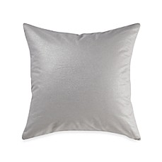 Kenneth Cole Reaction Home Hotel Metallic Toss Pillow in Ink