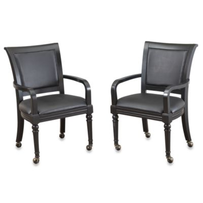 Home Styles St. Croix Game Chair Pair (Set of 2)