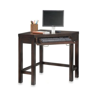 Home Styles City Chic Espresso Laptop Desk