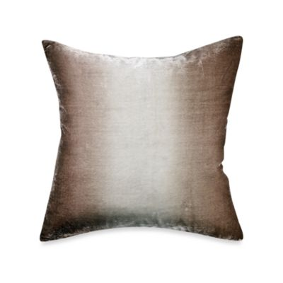 Kenneth Cole Reaction® Home Hotel Neutral Ombre Square Toss Pillow