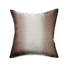 Kenneth Cole Reaction Home Hotel Ombre Square Toss Pillow in Neutral