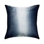 Kenneth Cole Reaction® Home 18-Inch Etched Floral Square Toss Pillow