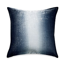 Kenneth Cole Reaction Home Etched 18-Inch Floral Square Toss Pillow