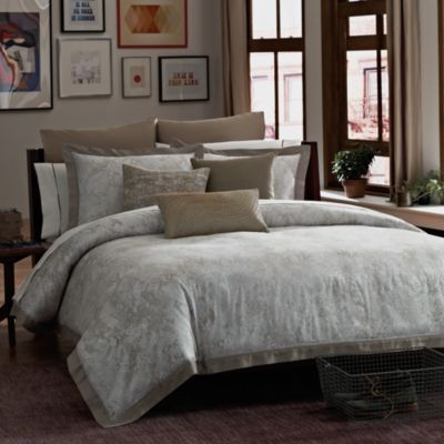 Kenneth Cole Reaction Home Python Twin Comforter