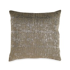 Kenneth Cole Reaction Home Python 18-Inch Square Toss Pillow