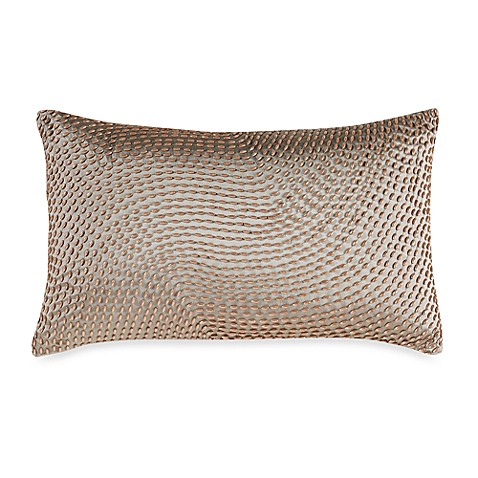 Kenneth Cole Reaction Home Python Oblong Toss Pillow