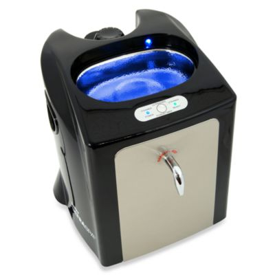 GemOro UltraSpa Combination Steamer and Ultrasonic Jewelry Cleaner