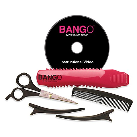 Hair Cutting Kits : Buy Pro Beauty? BANGO? Hair Cutting Kit from Bed Bath & Beyond