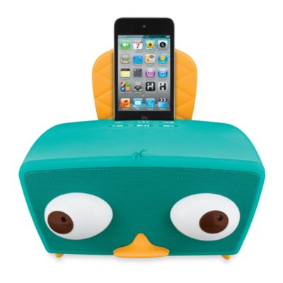 Disney loves iHome Perry-Diculous iPod Boombox