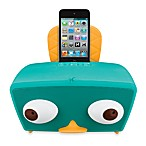 Disney® loves iHome Perry-Diculous iPod Boombox