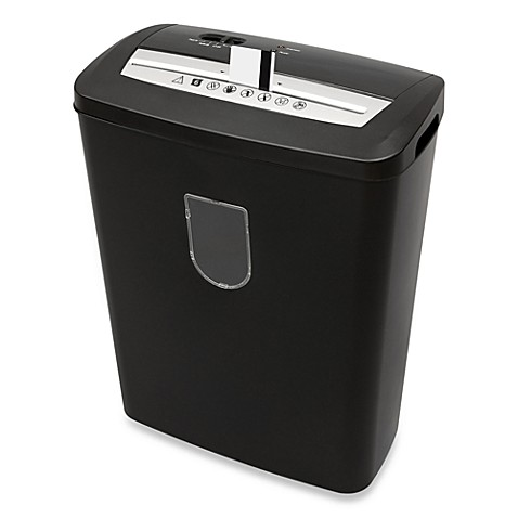 Sentinel™ 6-Sheet Crosscut Shredder