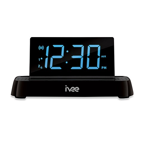 ivee Flex Voice Clock Radio
