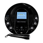 Electrohome Portable Karaoke CD+G/MP3 Player Speaker System