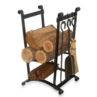 Enclume® Hearth Collection Compact Curved Rack with Tools