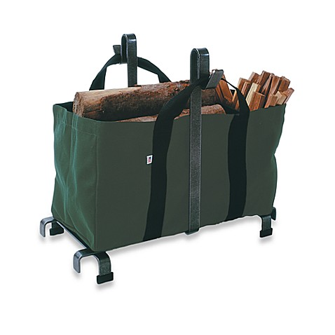 Enclume® Hearth Collection Carrier Bag Log Rack