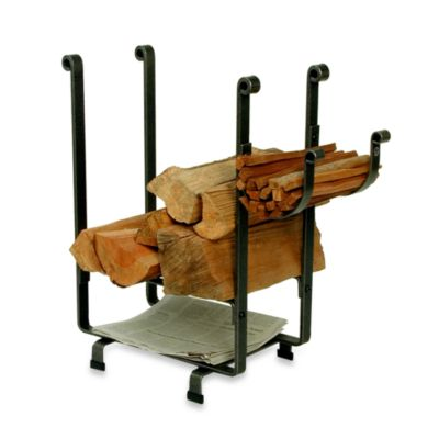 Hearth Collection Rectangular Log Rack