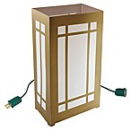 Electric Gold 10-Count Lantern Luminaria Kit