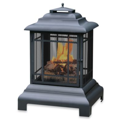 40.5-Inch Wood Burning Firepit