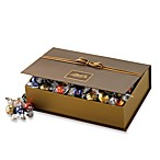 Lindt Lindor Truffles Chocolate Grand 120-Count Gift Box