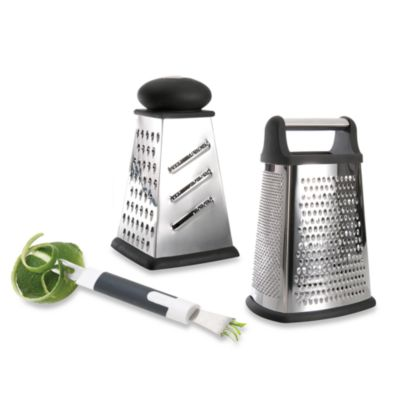 Zesters and Graters