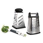 BergHOFF® Studio 2-Piece Grater Set with Zester