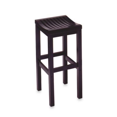 Home Styles 29-Inch Black Bar Stool