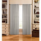Catania Velvet Rod Pocket/Back Tab Window Curtain Panels