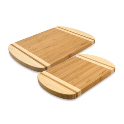 "BergHOFF® Bamboo Chopping Board - 12"" x 8"" x 3/4"""