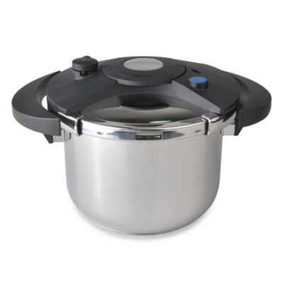 BergHOFF® Eclipse Stainless Steel 6.3-Quart Pressure Cooker
