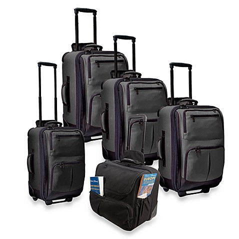 Rick Steves® Roll-About Luggage - Black