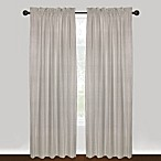 Park B. Smith® Vintage House Jasmine 100% Cotton Rod Pocket Window Curtain Panels