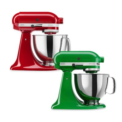 KitchenAid® Artisan® 5 qt. Stand Mixer in Green Canopy