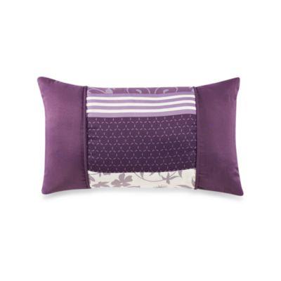 Jules Oblong Decorative Pillow - Bed Bath & Beyond