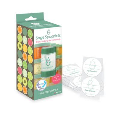 Sage Spoonfuls Baby Food Prep