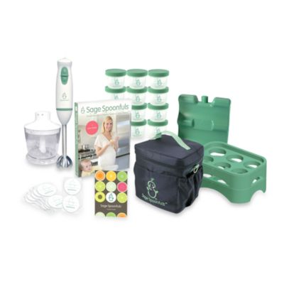 Sage Spoonfuls® 21-Piece On-The-Go Package