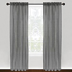 Park B. Smith Vintage House 100% Cotton Loire Rod Pocket Window Curtain Panels