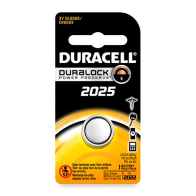 Duracell® Keyless Entry Battery 3V 2025