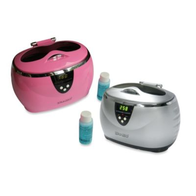 iSonic® Digital Ultrasonic Cleaner in Pink