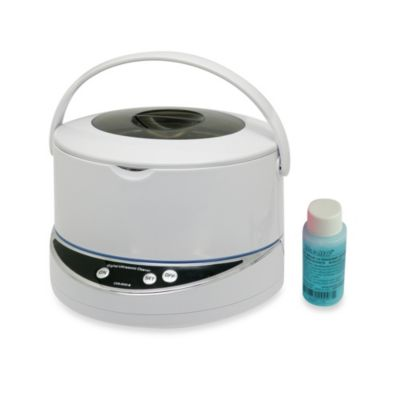iSonic® Digital Ultrasonic Cleaner with Detachable Tank