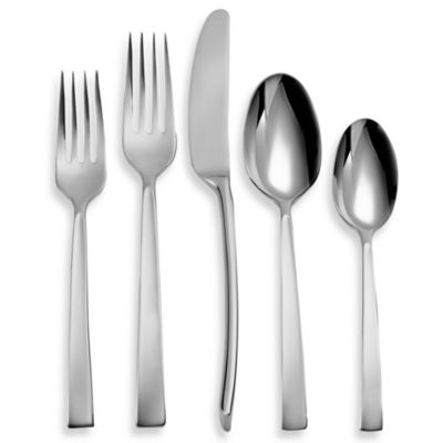 Donna Karan Lenox® Ascend 5-Piece Flatware Set