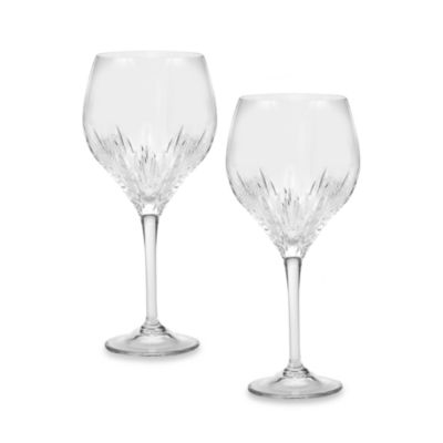 Vera Wang Wedgwood® Duchesse Goblets (Set of 2)