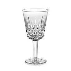 Waterford® Lismore 8-Ounce Goblet (Set of 2)