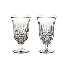 Waterford® Lismore 12-Ounce Iced Beverage Glasses (Set of 2)