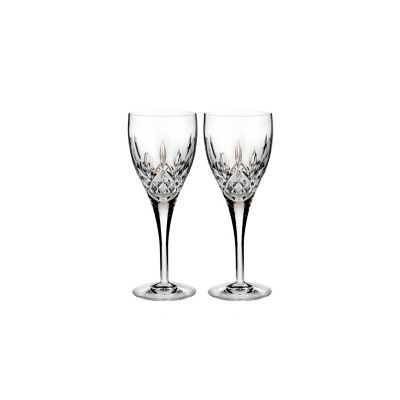 Waterford® Lismore Nouveau 9-Ounce Wine Glasses (Set of 2)